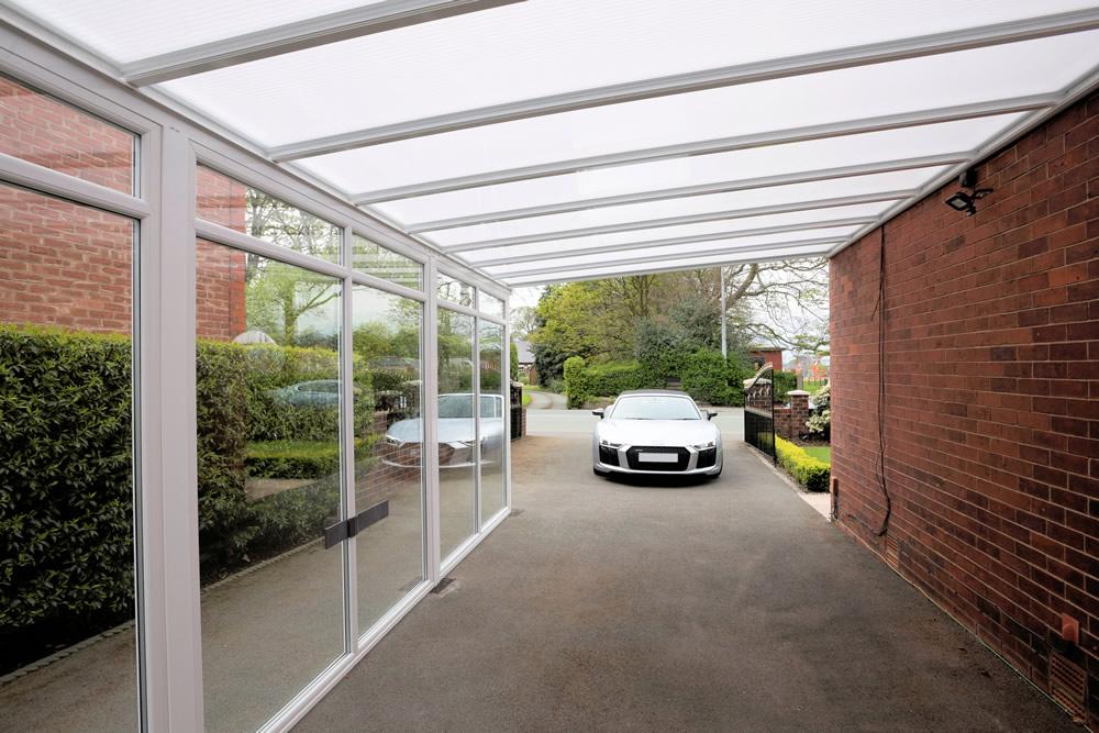 Style16 Domestic Canopy Veranda Glass Room Carport